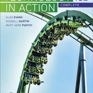 Solution Manual for Technology In Action Complete 15th Edition Evans ISBN-10: 0134837878