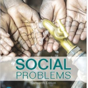 Solution Manual for Social Problems