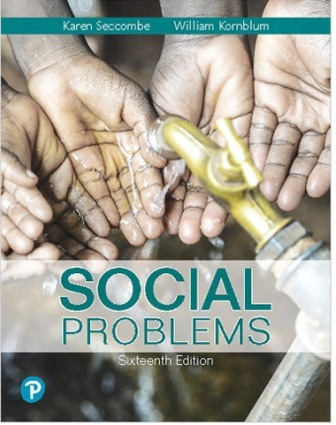 Test Bank for Social Problems