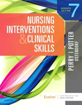 Test Bank for Nursing Interventions and Clinical Skills 7th Edition Perry ISBN: 9780323547017