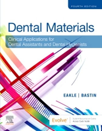 Test Bank for Dental Materials 4th Edition by Eakle