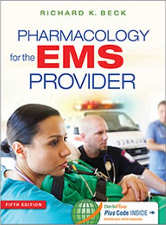 Test Bank for Pharmacology for the EMS Provider