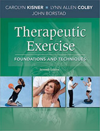 Test Bank for Therapeutic Exercise: Foundations and Techniques 7th Edition Kisner