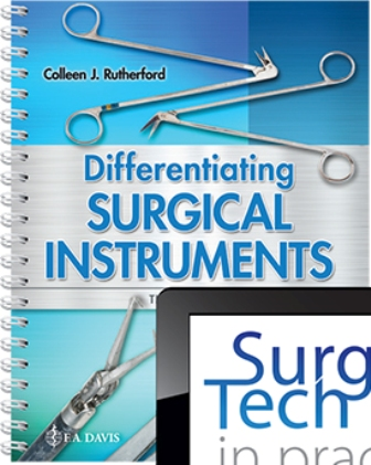 Test Bank for Differentiating Surgical Instruments