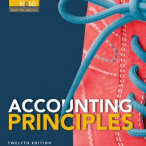 Test Bank for Accounting Principles 12th Edition Weygandt ISBN : 1118875052
