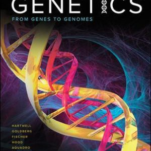 Solution Manual for Genetics 2nd Canadian Edition Hartwell