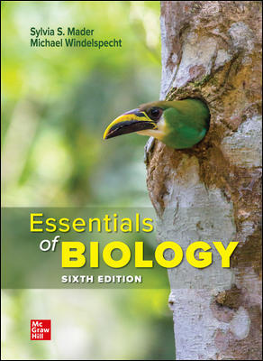 Test Bank for Essentials of Biology 6th Edition Mader