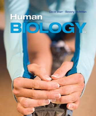 Test Bank for Human Biology 11th Edition Starr ISBN-10: 1305112105 ISBN-13: 9781305112100
