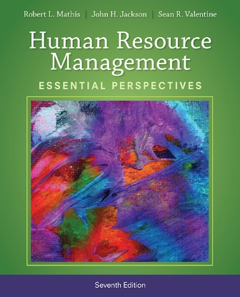 Test Bank for Human Resource Management: Essential Perspectives 7th Edition Mathis ISBN-10: 1305115244