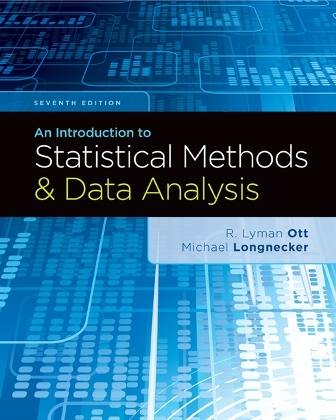 Solution Manual for An Introduction to Statistical Methods and Data Analysis