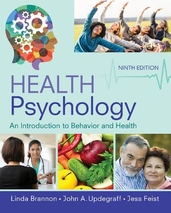 Test Bank for Health Psychology 9th Edition Brannon ISBN-10: 1337094641
