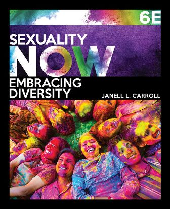 Test Bank for Sexuality Now: Embracing Diversity