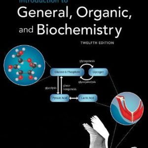 Solution Manual for Introduction to General, Organic and Biochemistry 12th Edition Bettelheim