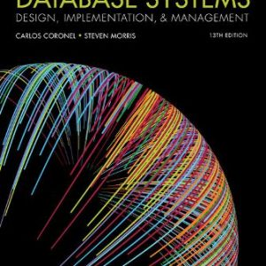Solution Manual for Database Systems: Design