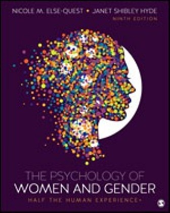 Test Bank for The Psychology of Women and Gender Half the Human Experience + 9th Edition Quest ISBN-10: 1506382827