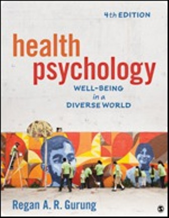 Test Bank for Health Psychology 4th Edition Gurung