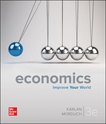 Test Bank for Economics 3rd Edition Karlan