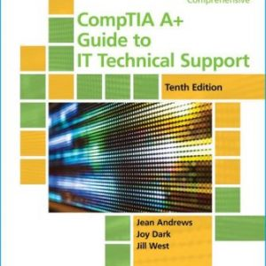 Solution Manual for CompTIA A+ Guide to IT Technical Support 10th Edition Andrews
