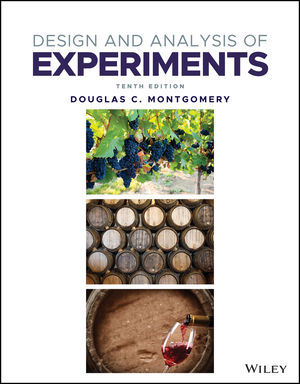 Solution Manual for Design and Analysis of Experiments 10th Edition Montgomery