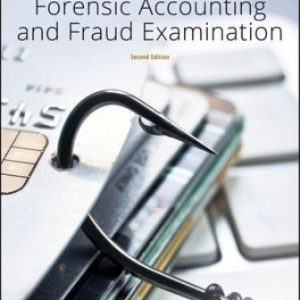 Solution Manual for Forensic Accounting and Fraud Examination 2nd Edition Kranacher