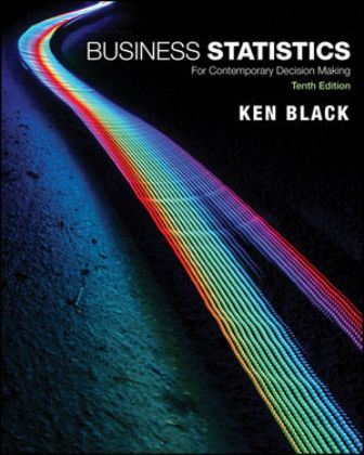 Solution Manual for Business Statistics: For Contemporary Decision Making 10th Edition US Edition Black