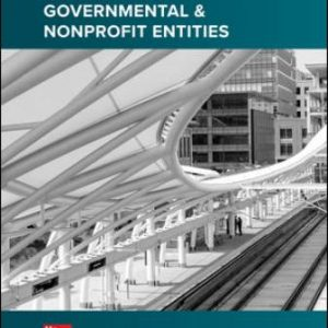 Solution Manual for Accounting for Governmental & Nonprofit Entities 18th Edition Reck