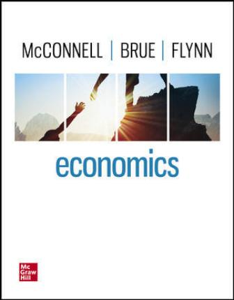 Solution Manual for Economics 22nd Edition McConnell