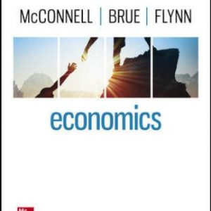 Test Bank for Economics 22nd Edition McConnell