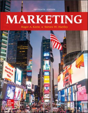 Test Bank for Marketing 15th Edition Kerin