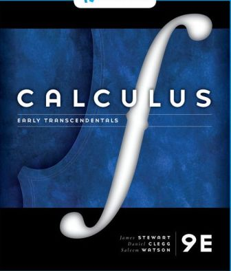 Solution Manual for Calculus: Early Transcendentals 9th Edition Stewart