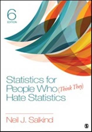 Test Bank for Statistics for People Who (Think They) Hate Statistics 6th Edition Salkind