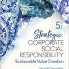 Test Bank for Strategic Corporate Social Responsibility Sustainable Value Creation 5th Edition Chandler