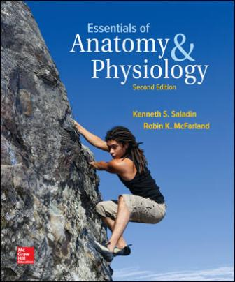 Test Bank for Essentials of Anatomy & Physiology, 2nd Edition Saladin