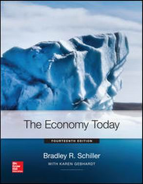 Test Bank for The Economy Today 14th Edition Schiller