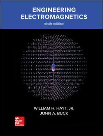 Solution Manual for Engineering Electromagnetics 9th Edition Hayt