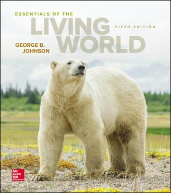 Test Bank for Essentials of The Living World, 5th Edition Johnson