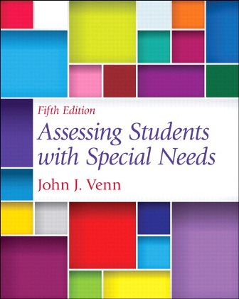 Test Bank for Assessing Students with Special Needs 5th edition Venn