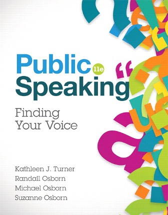 Test Bank for Public Speaking, 11th Edition Turner