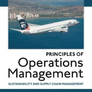 Test Bank for Principles of Operations Management 10th Edition Heizer