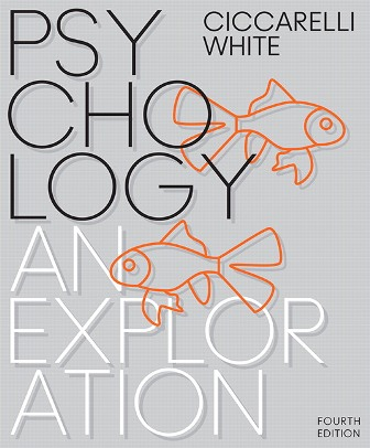 Test Bank for Psychology: An Exploration 4th Edition Ciccarelli
