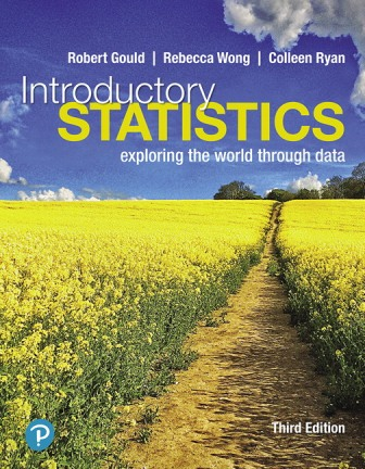 Solution Manual for Introductory Statistics 3rd Edition Gould