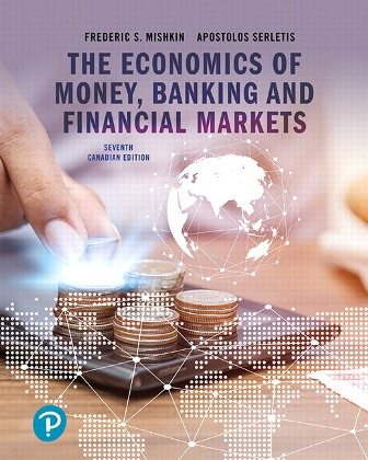 Test Bank for The Economics of Money, Banking and Financial Markets 7th Canadian Edition Mishkin