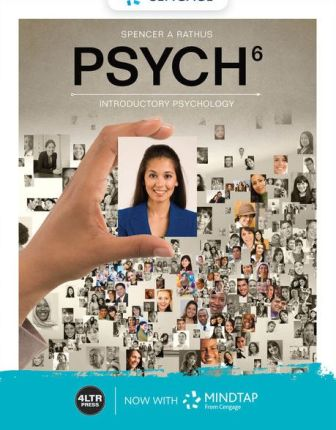 Test Bank for PSYCH, 6th Edition Rathus