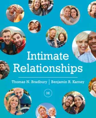 Test Bank for Intimate Relationships 3rd Edition Bradbury