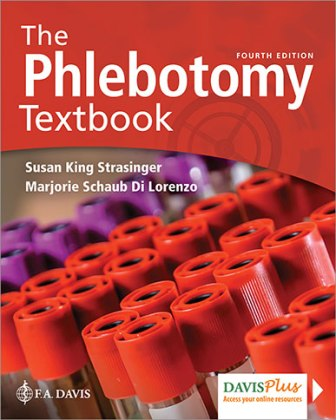 Test Bank for The Phlebotomy Textbook 4th Edition Strasinger