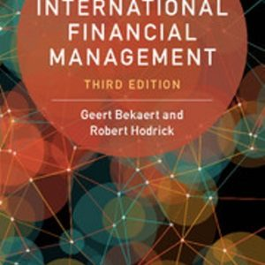 Solution Manual for International Financial Management 3rd Edition Bekaert