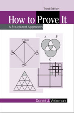 Solution Manual for How to Prove It A Structured Approach 3rd Edition Velleman