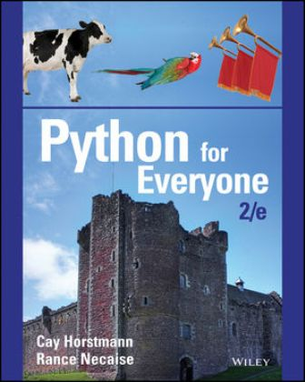 Solution Manual for Python for Everyone, 2nd Edition Horstmann