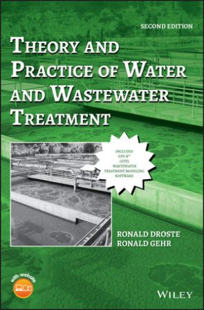Solution Manual for Theory and Practice of Water and Wastewater Treatment 2nd Edition Droste