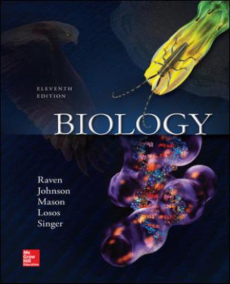 Test Bank for Biology, 11th Edition Raven